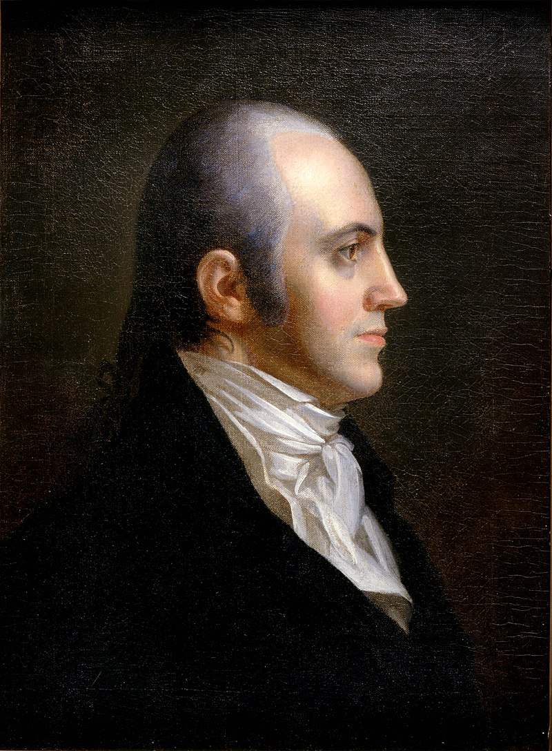 Interesting Facts About Aaron Burr