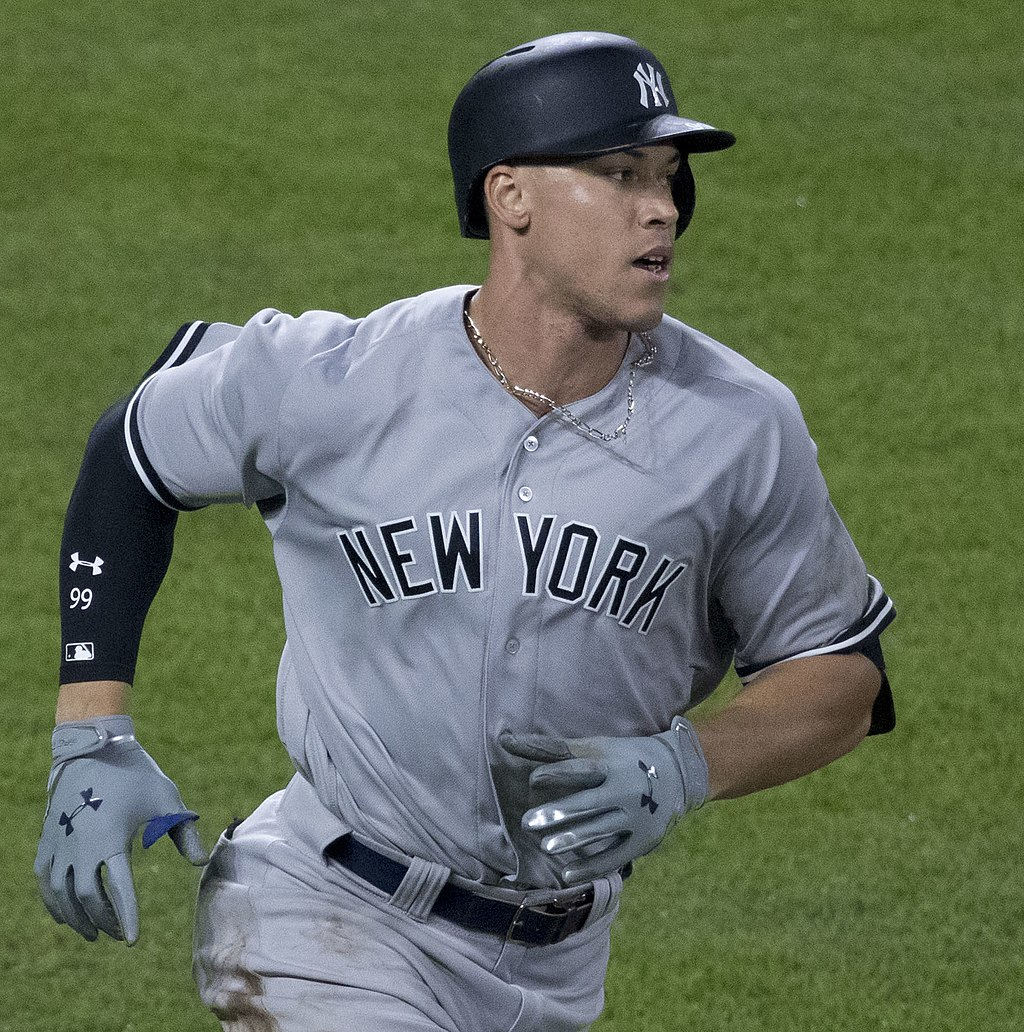 Interesting Facts About Aaron Judge